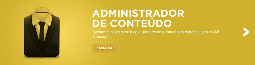 2manager - Administrador de Conteúdo